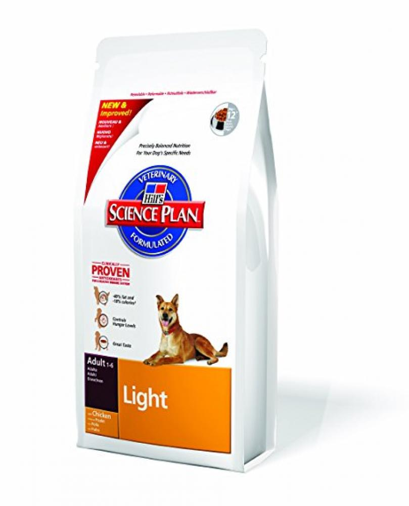 Hills Science Plan Adult Dog Light Chicken 1kg
