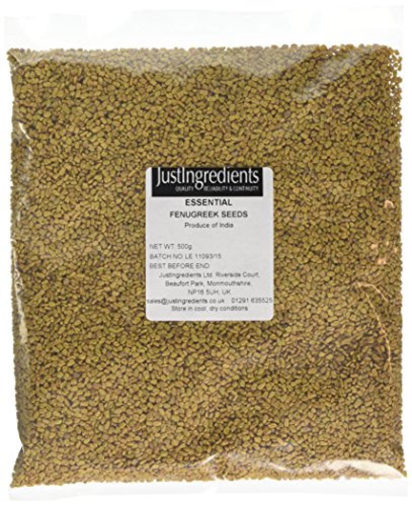 JustIngredients JustIngredients Fenugreek Seeds Loose 500 g