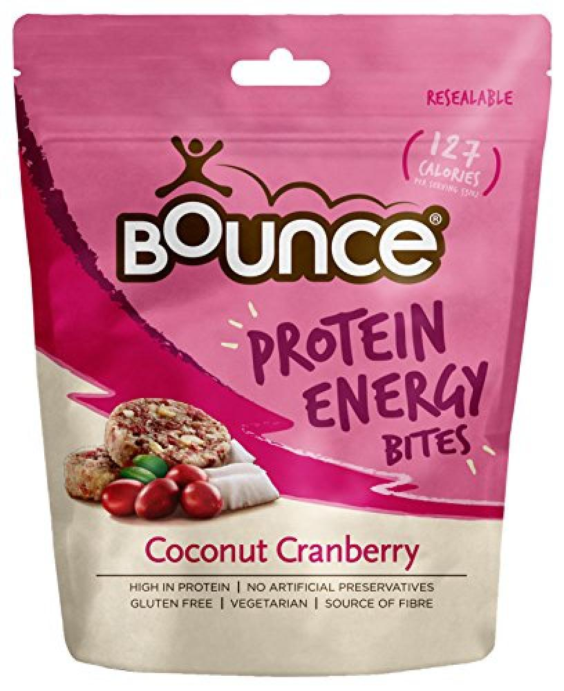Bounce Protein Energy Bites Coconut Cranberry 90g