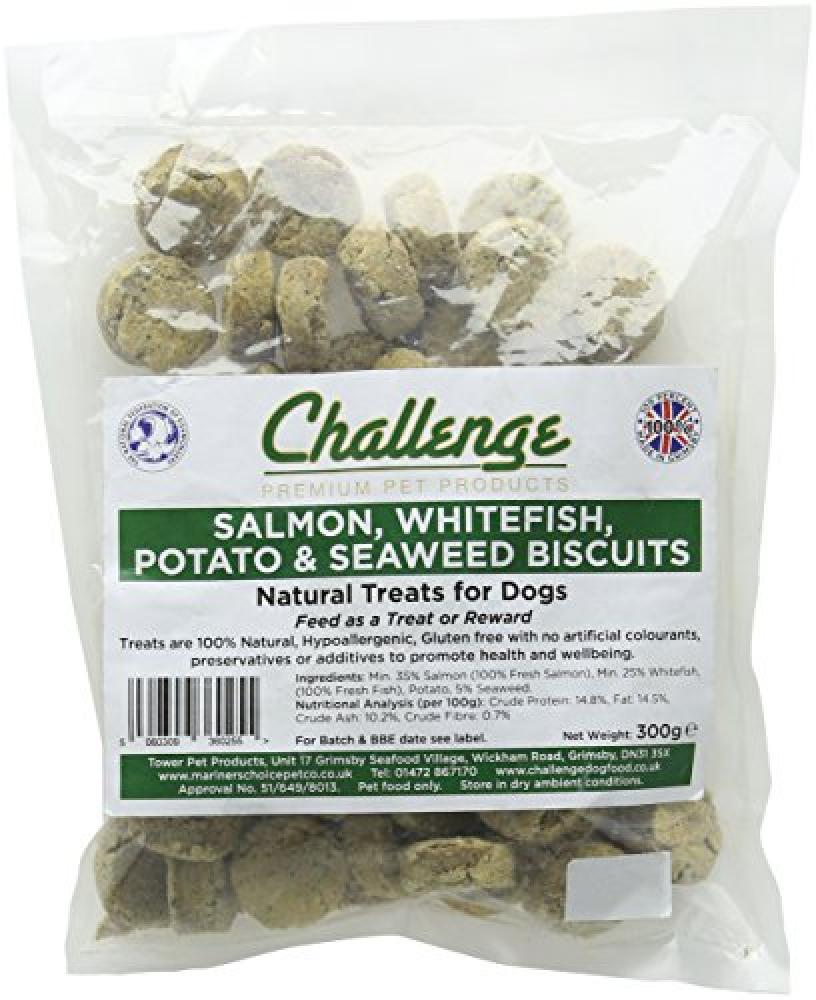 Challenge Whitefish And Potato Biscuits 1Kg