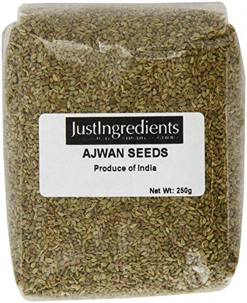 JustIngredients Ajwain Seeds 250 g