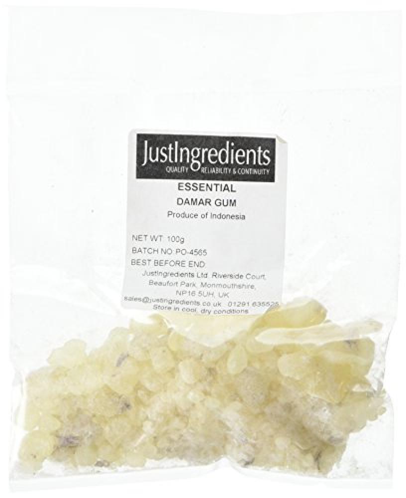 JustIngredients Essential Damar Gum 100g