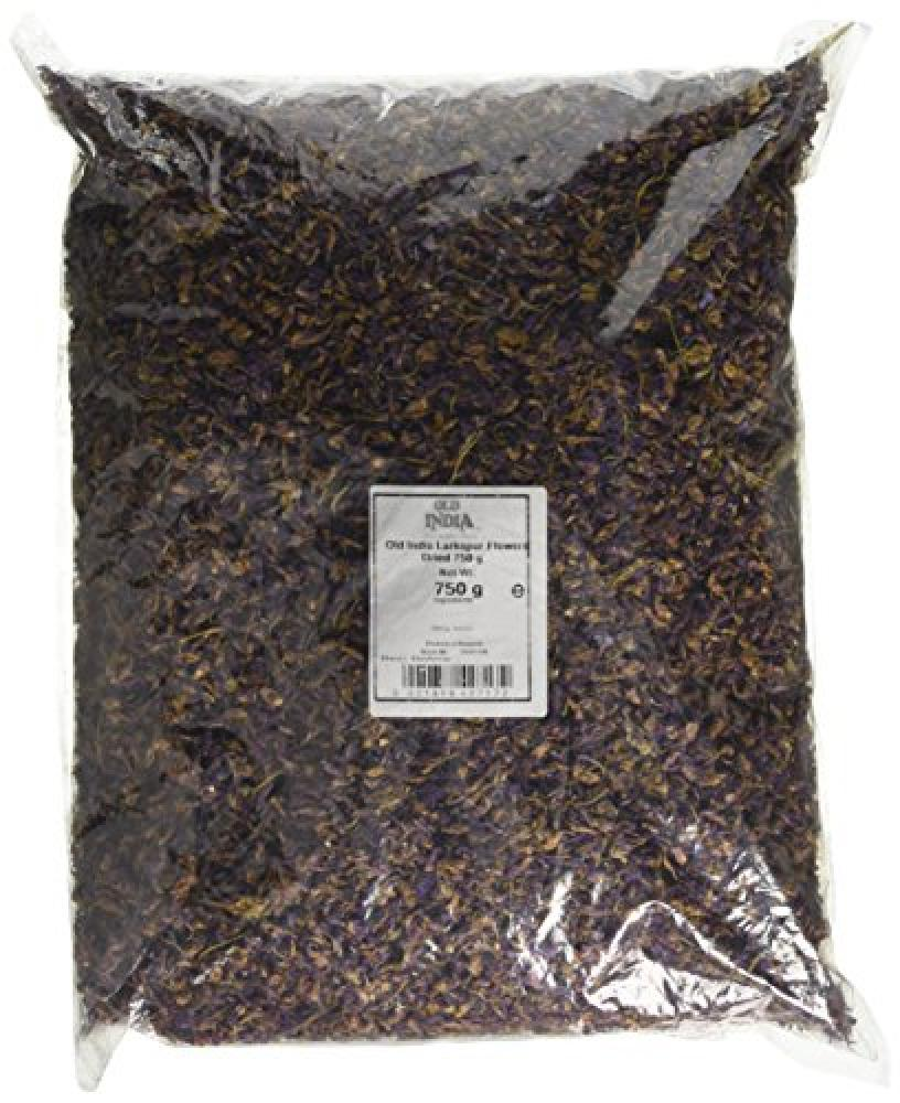 Old India Larkspur Flowers Dried 750g