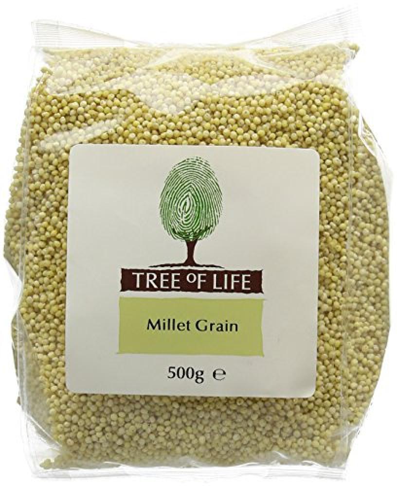 Tree Of Life Millet Grain 500g