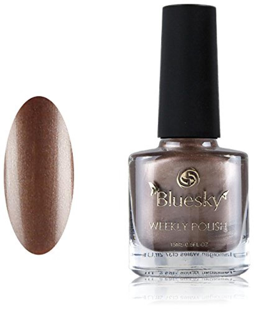 Bluesky Weekly Polish Nail Polish No 52 Sugared Spice 15ml