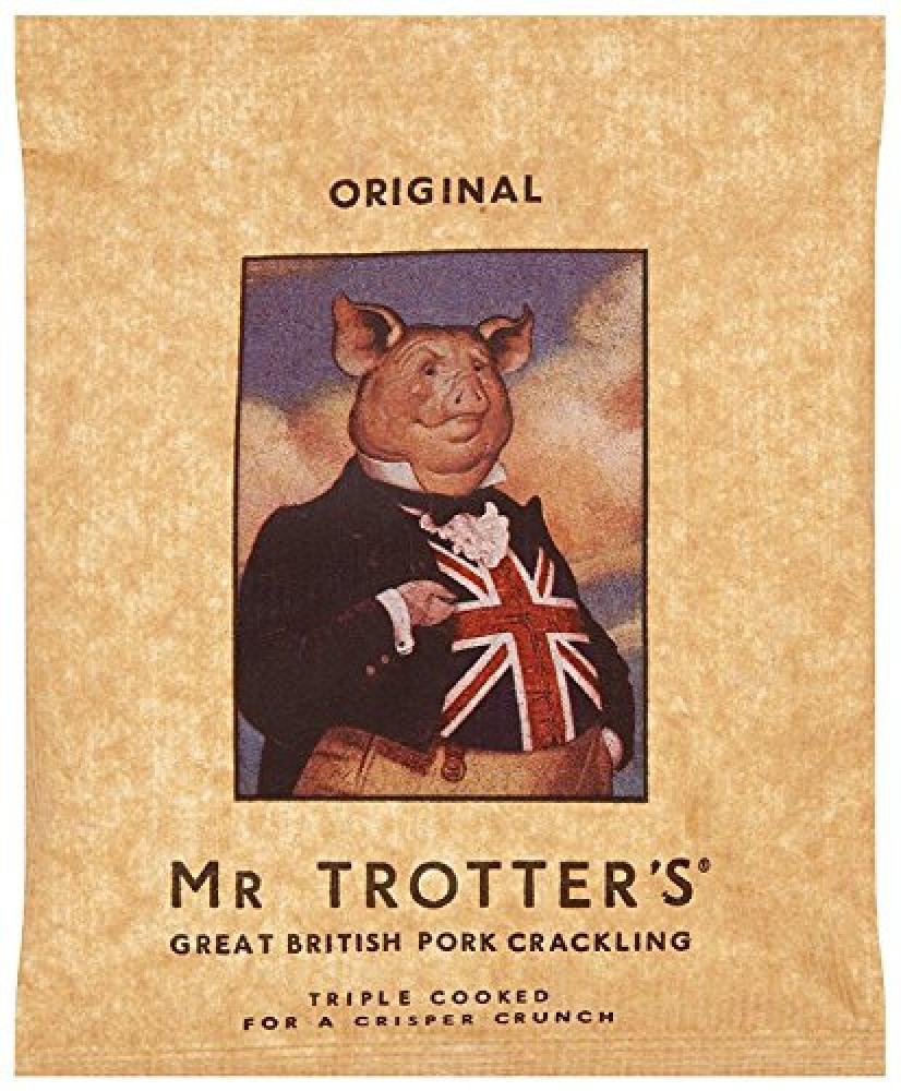 Mr Trotters Great British Pork Crackling 60g