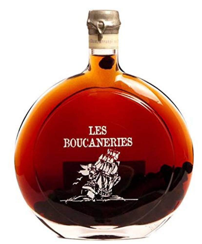 Fisselier Boucaneries Red Fruits Rum Punch Liqueur 50 cl