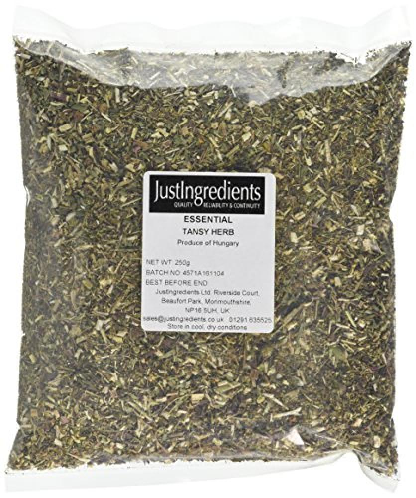 JustIngredients Essential Tansy Herb 250 g
