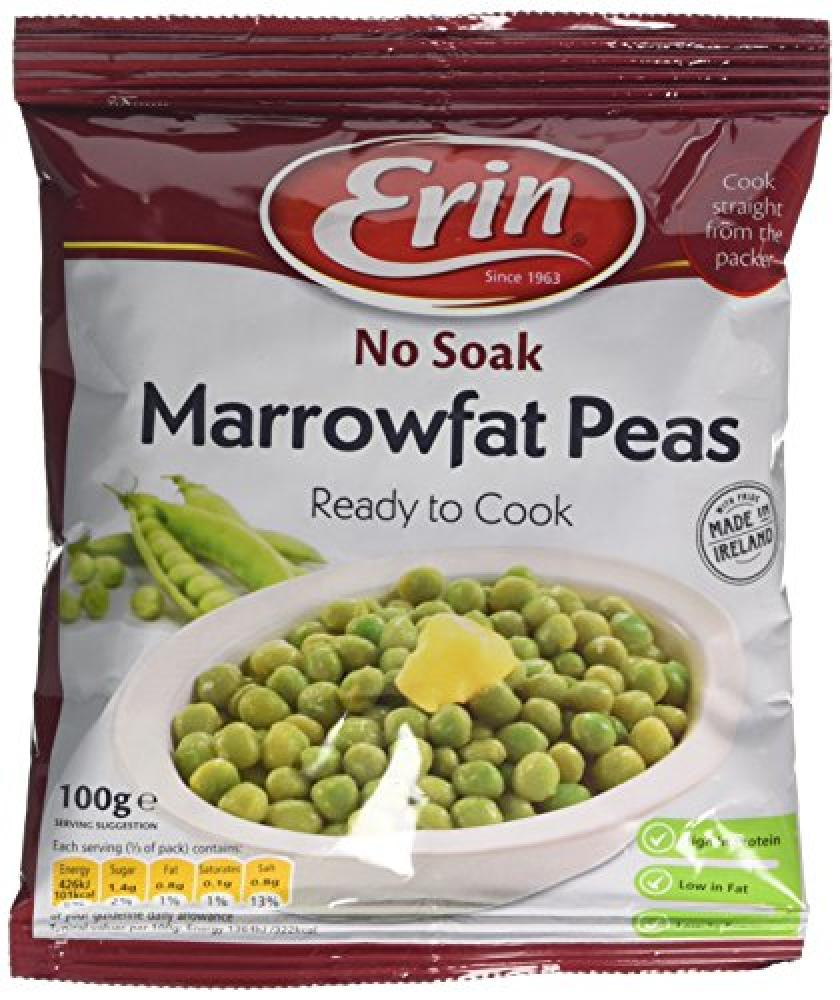 Erin Marrowfat Peas 100g