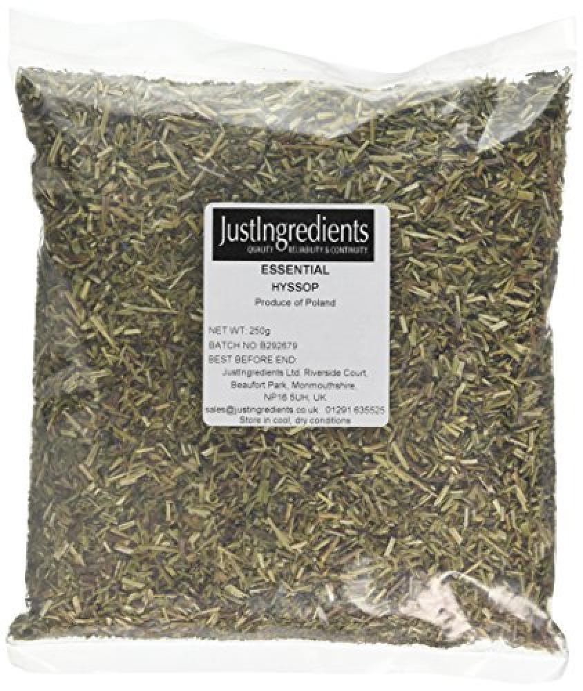 JustIngredients Essential Hyssop 250 g