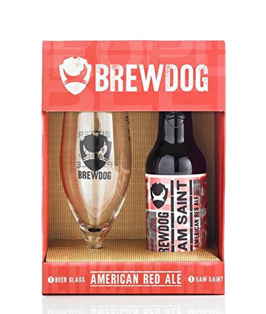 Brewdog America Red Ale 5am Saint Gift set 330 ml