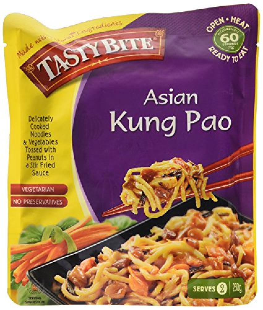 Tasty Bites Kung Pao Asian Noodles 250g