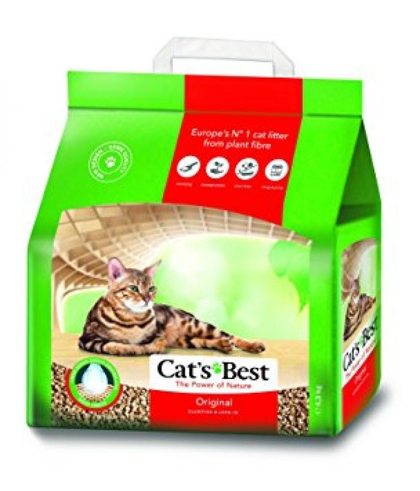 Cats Best Original Clumping And Lock In Litter 4.3kg