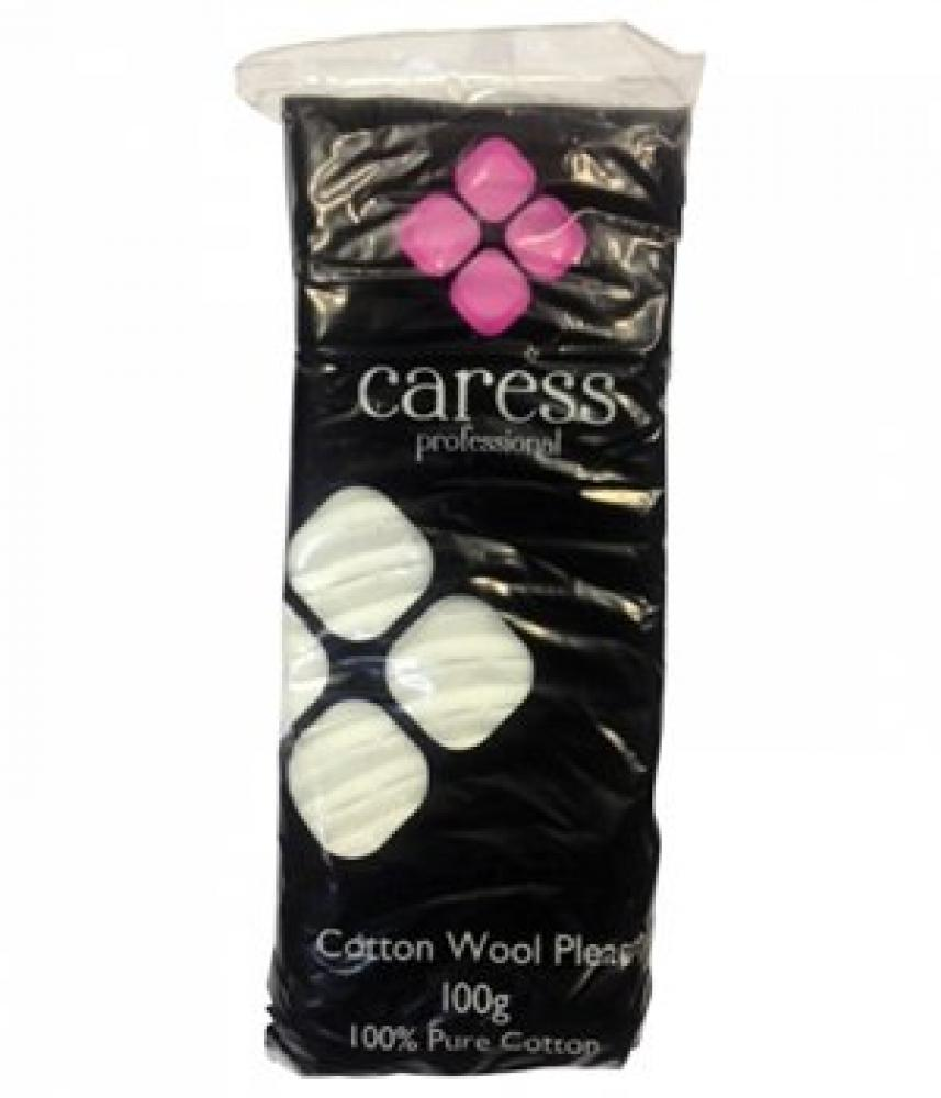 Caress Professional Cotton Wool Pleat 100g