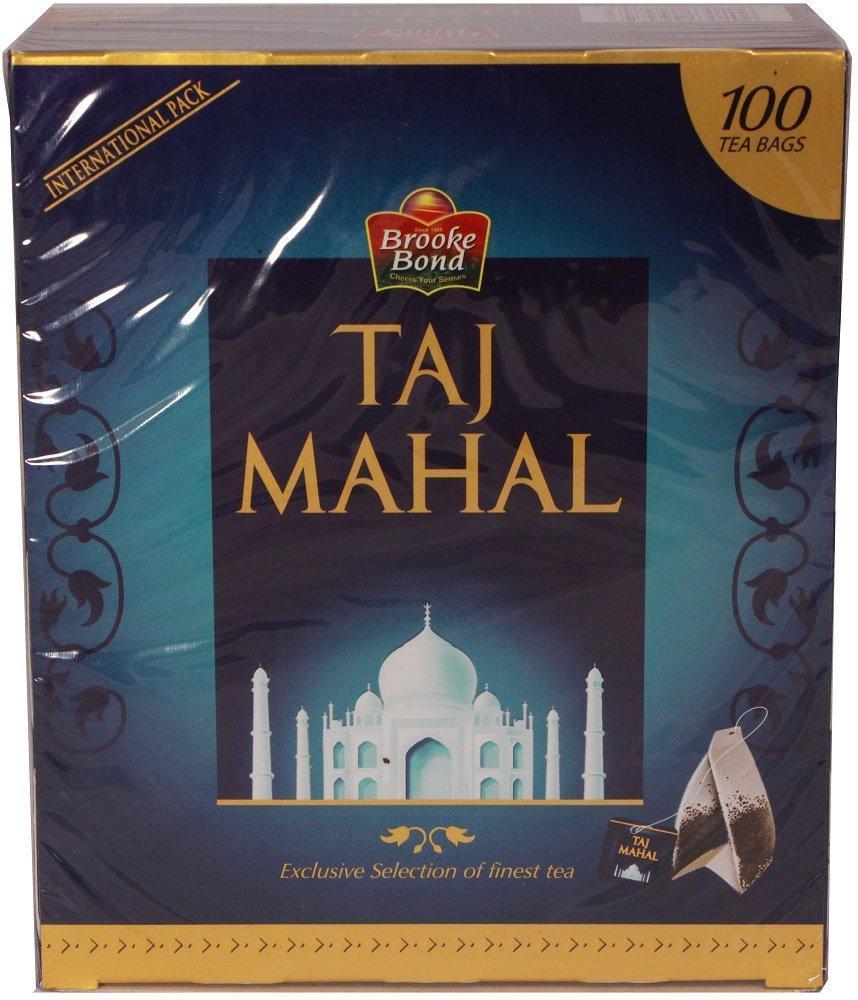 Brooke Bond Taj Mahal Tea - 100 Tea Bags
