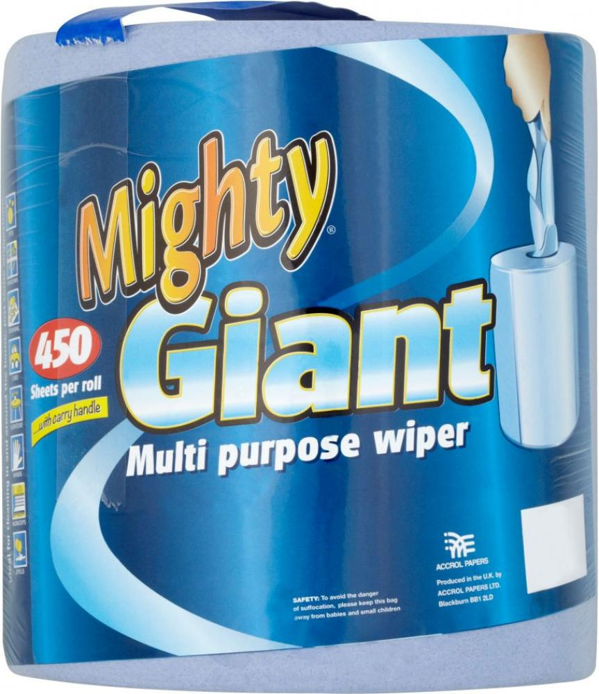 Mighty Giant Multi Purpose Wiper - 450 sheets