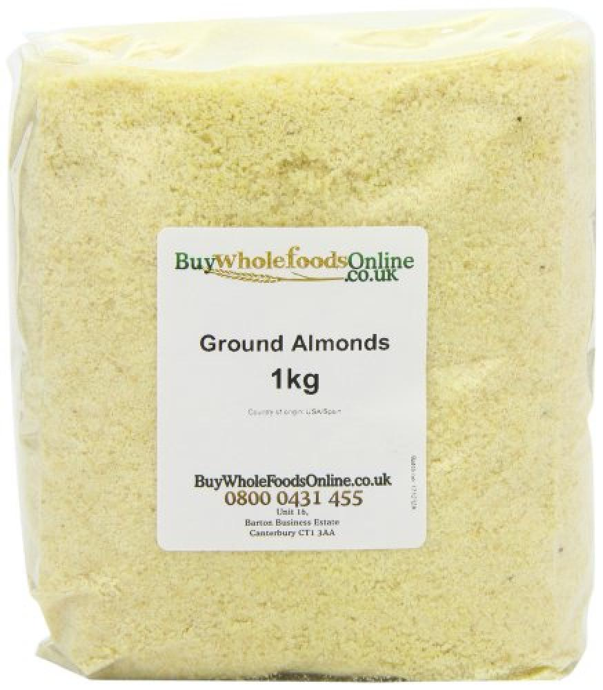 Buy Whole Foods Ground Almonds 1kg