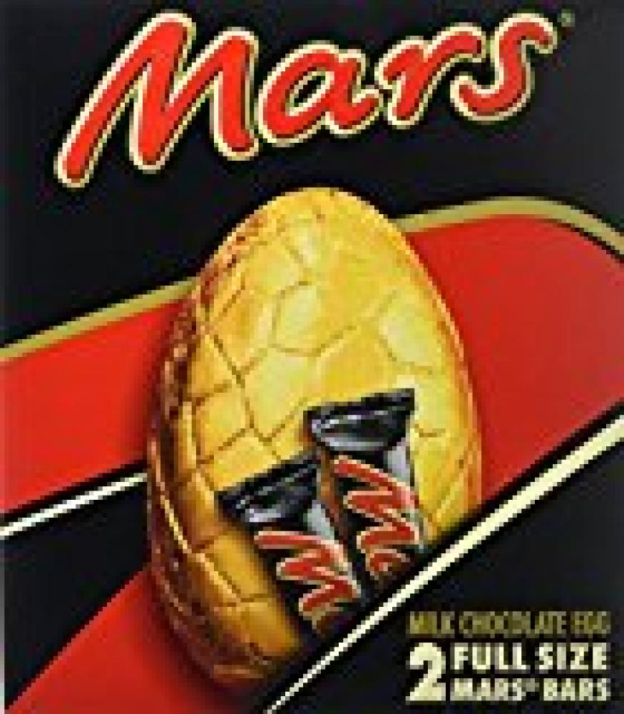 Mars Milk Chocolate Egg 280g