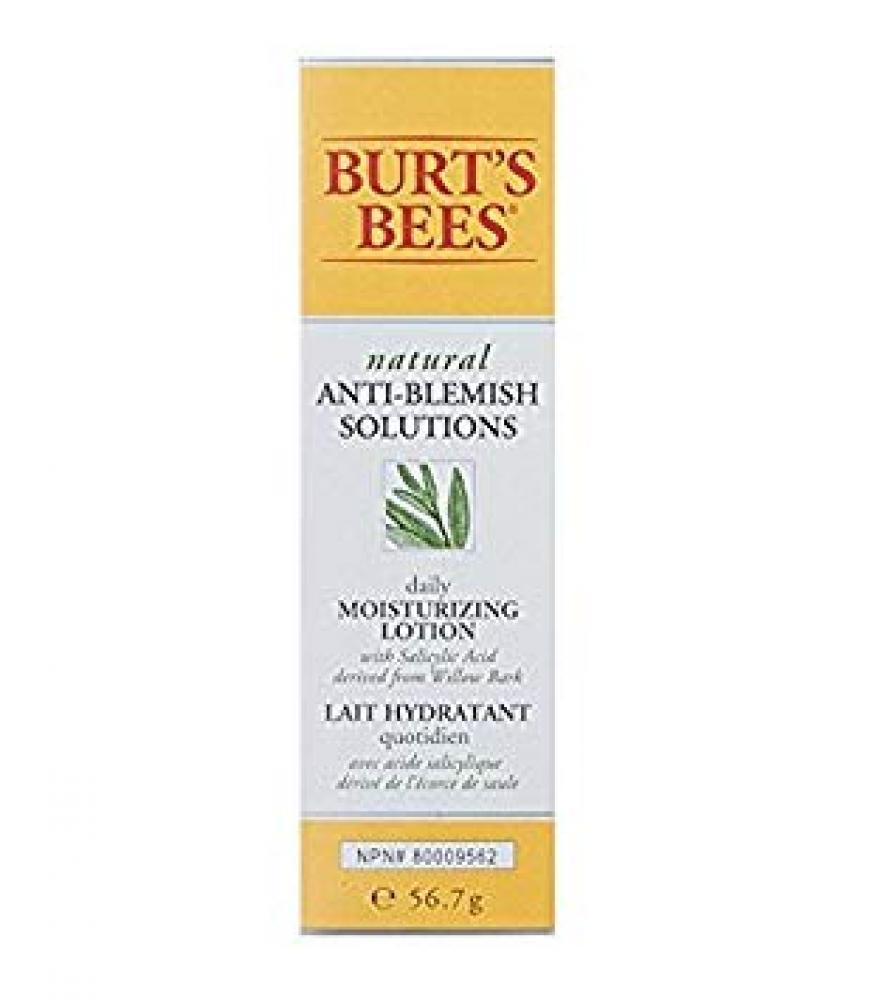 Burts Bees Anti-Blemish Daily Moisturising Lotion 56.7g