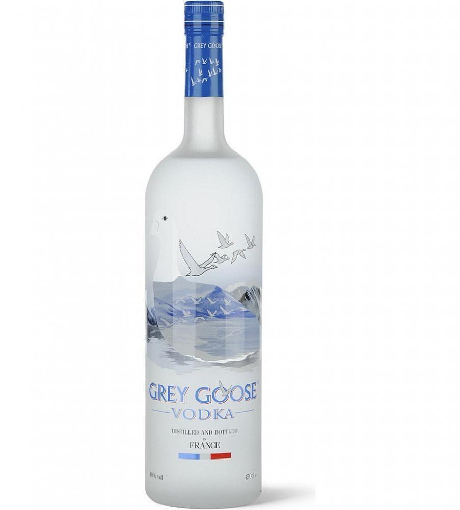 Grey Goose French Vodka 4.5L