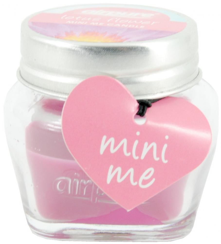 Airpure Lotus Flower Mini Me Candle