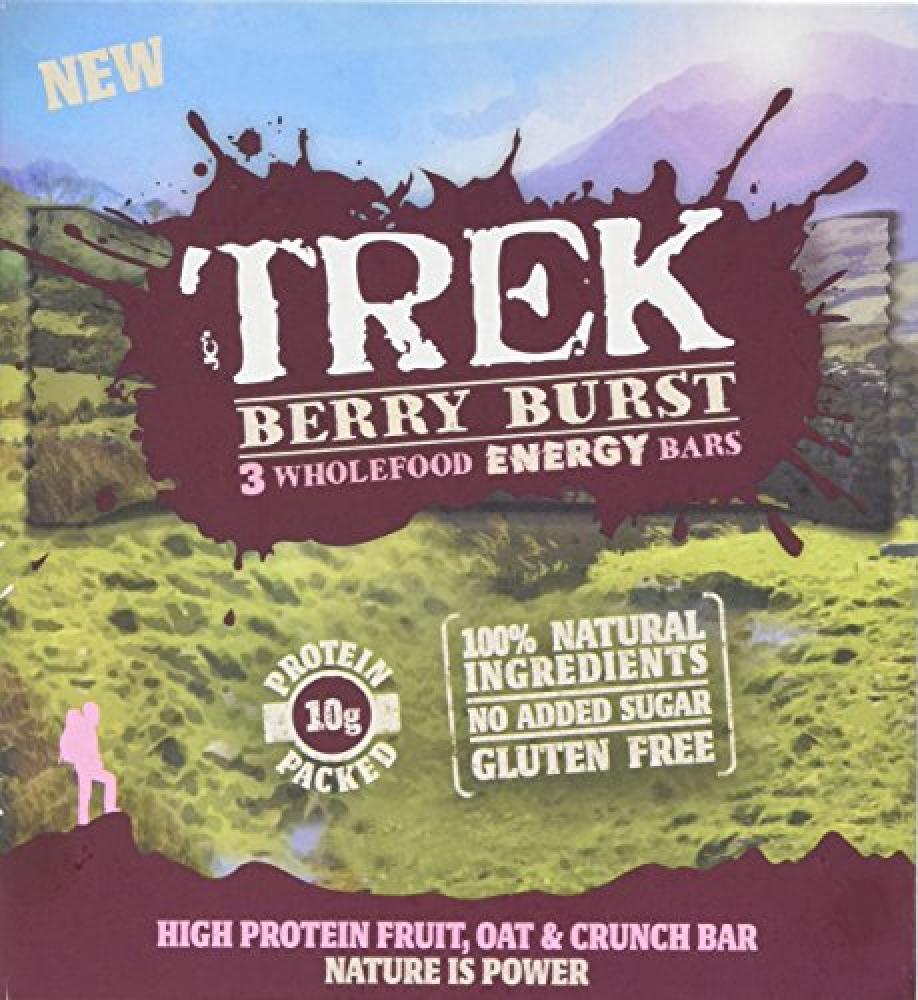 Trek Protein Berry Burst Bar 165 g