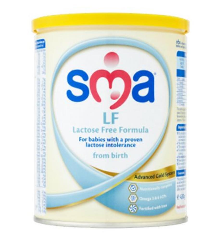 SMA Lactose Free Infant Milk 430g