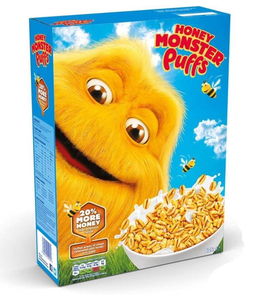 Honey Monster Puffs 625g