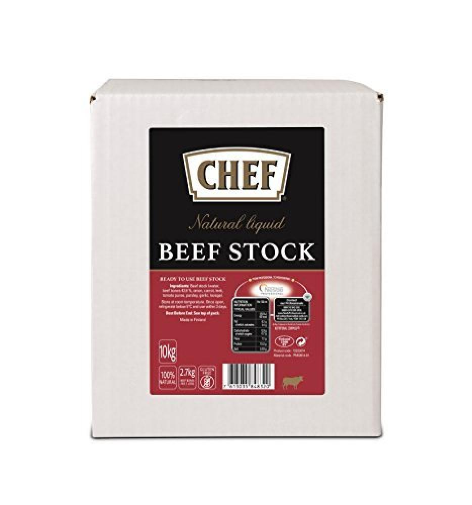 Chef Natural Liquid Beef Stock 10kg