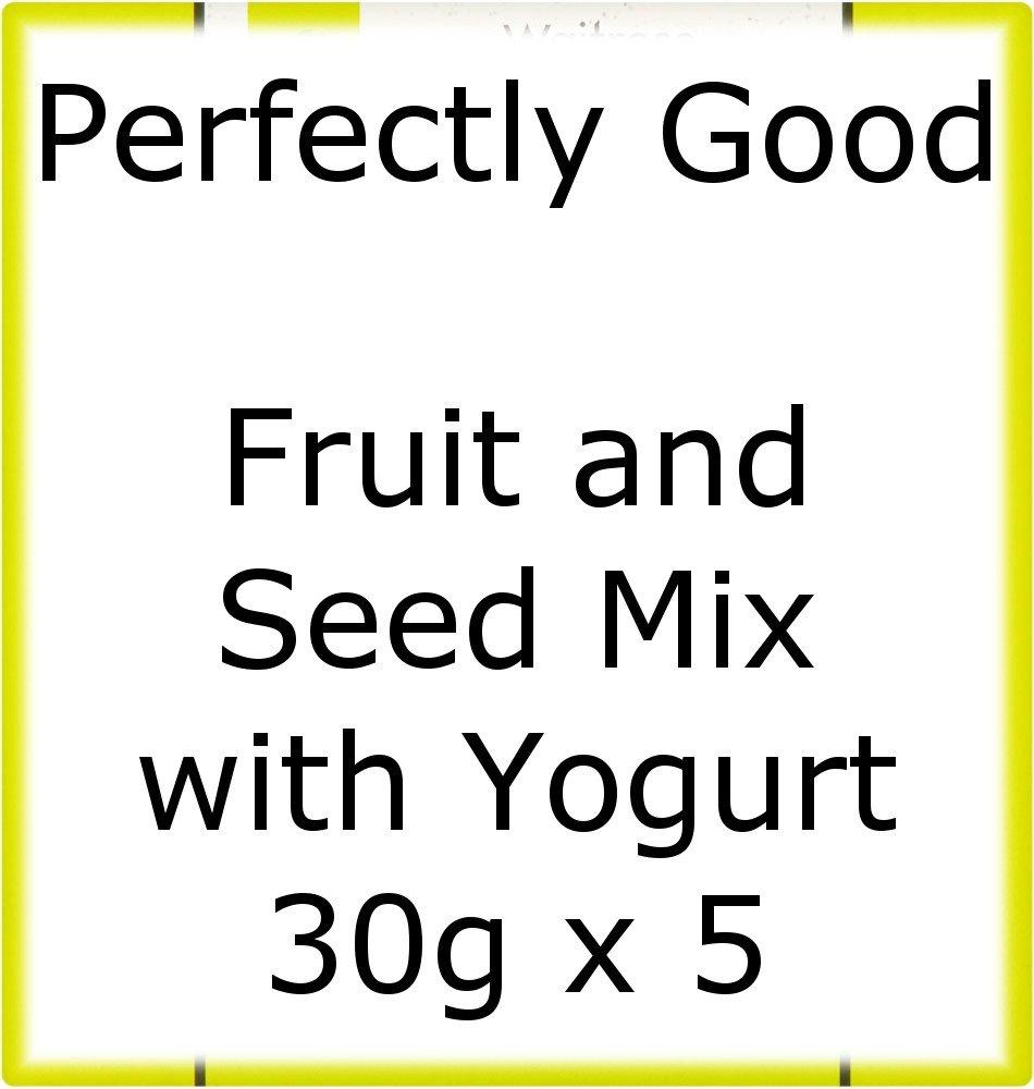 Perfectly Good Fruit and Seed Mix with Yogurt 30g x 5