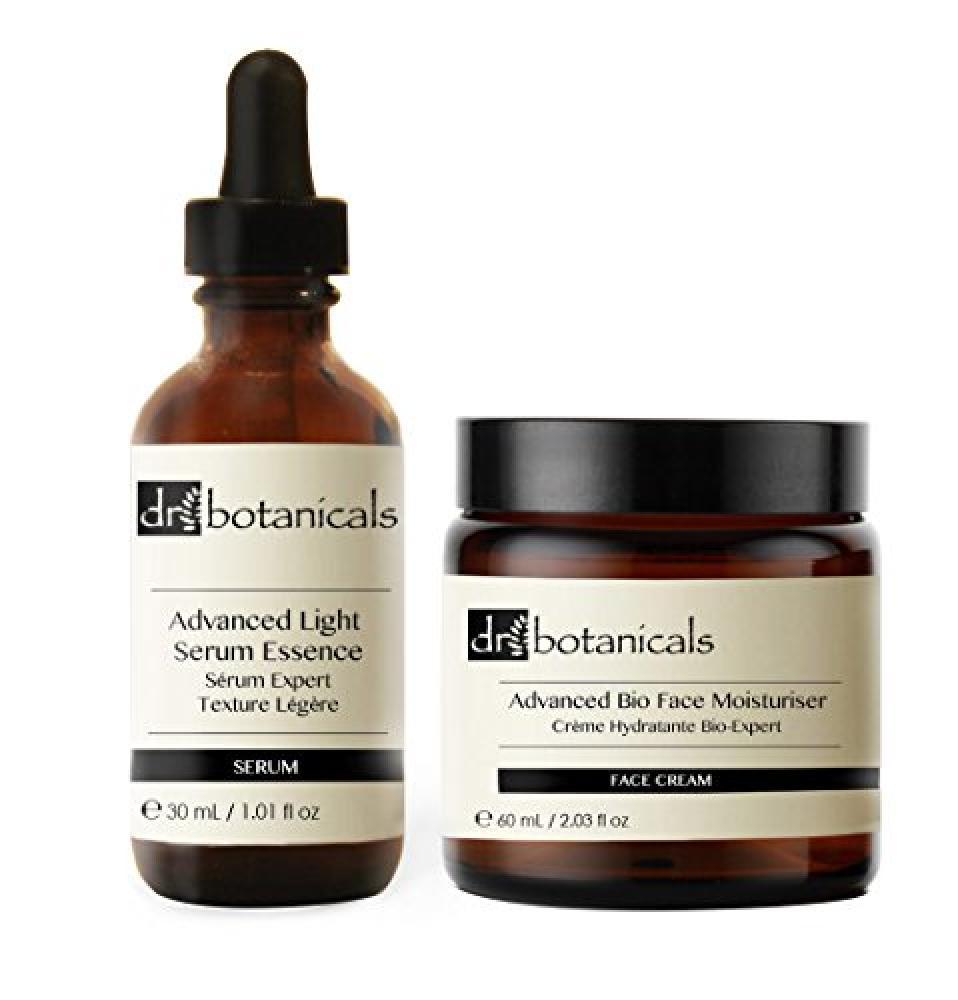 Dr Botanicals Advanced Bio Face Moisturiser Facial Serum EssenceLight