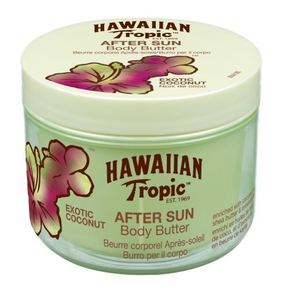 Hawaiian Tropic Aftersun Body Butter Exotic Coconut 200ml
