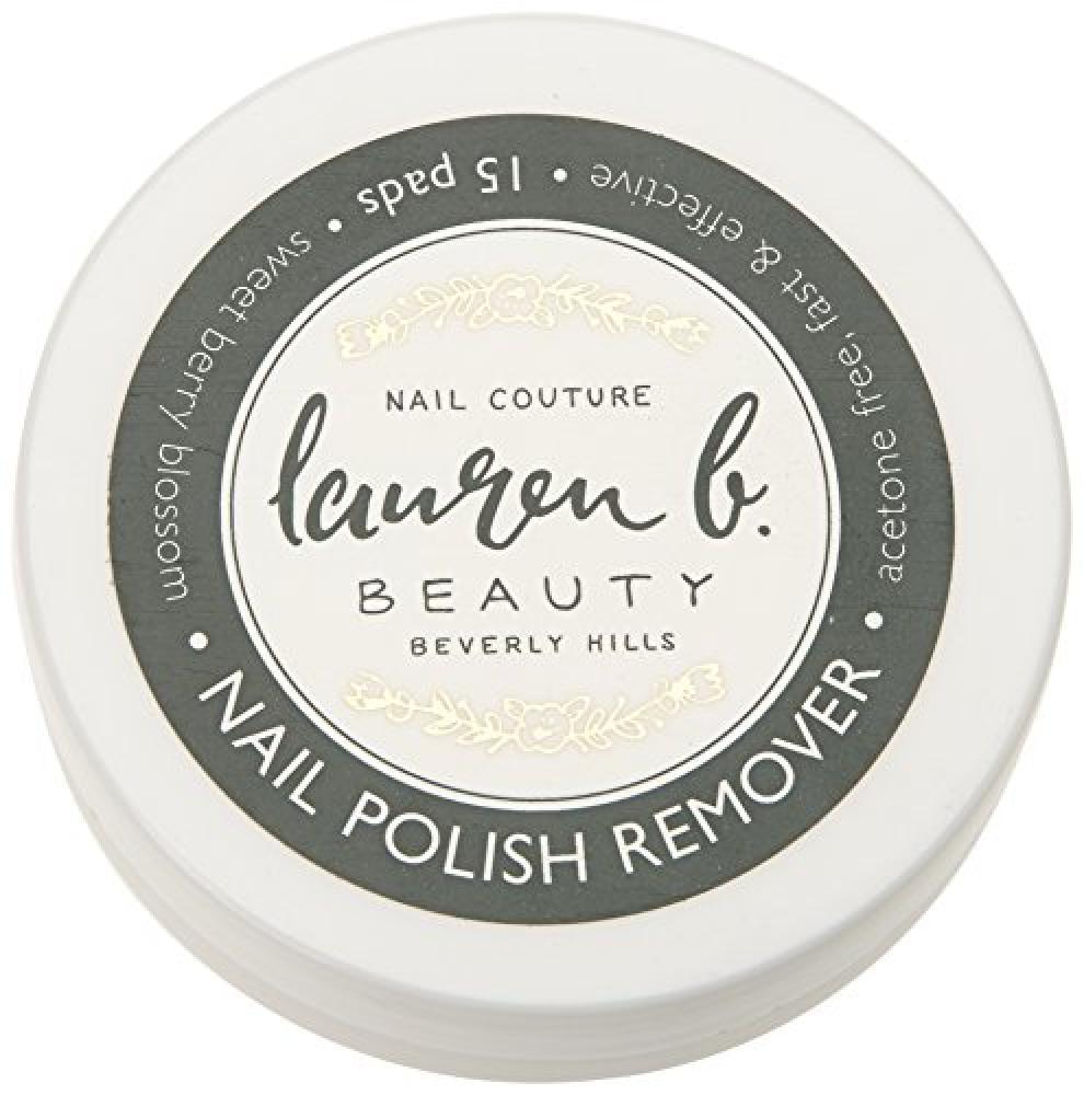 Lauren B Nail Polish Remover Pads