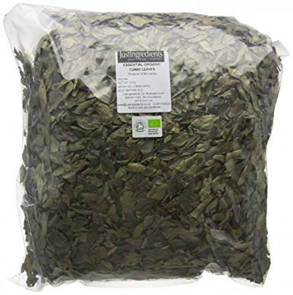 JustIngredients Essentials Organic Bay Leaves 1kg