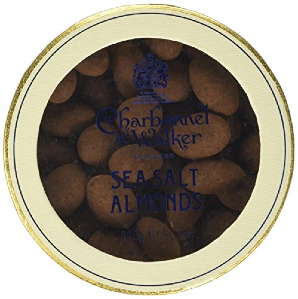 Charbonnel Et Walker Sea Salt Almonds 320g